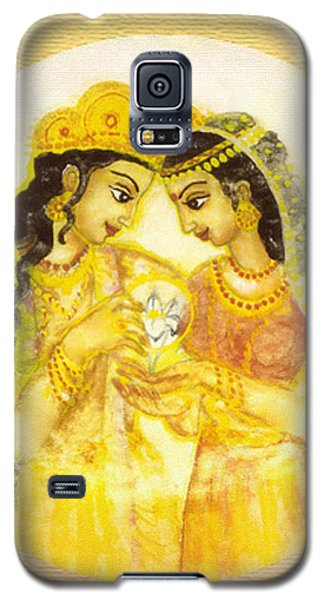 Divine Love - Detail Galaxy S5 Case by Ananda Vdovic