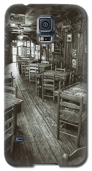 Dixie Chicken Interior Galaxy S5 Case by Scott Norris