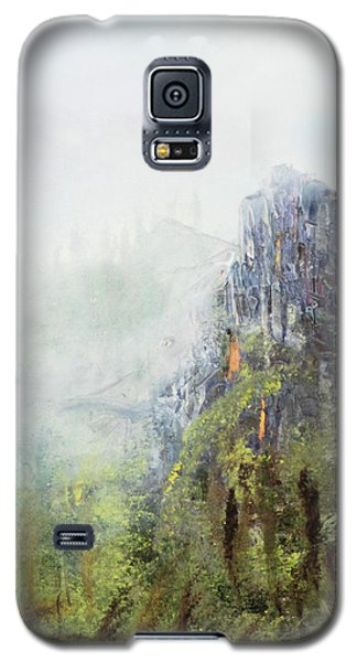 Galaxy S5 Case featuring the painting Dixville Notch Nh by Michael Daniels