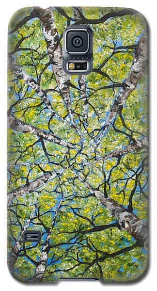 Dizzy Aspens Galaxy S5 Case