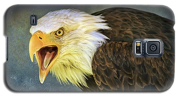 Galaxy S5 Case featuring the photograph Do It Or Else by Teresa Zieba