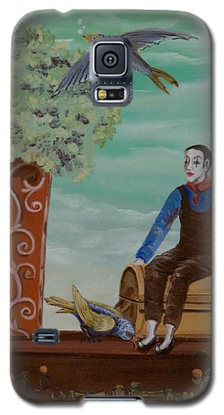 Do You Mime  Galaxy S5 Case by Susan Culver