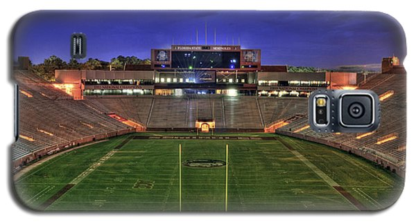 Florida State Galaxy S5 Case - Doak Campbell Stadium by Alex Owen
