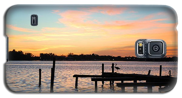 Dock On The Bay Galaxy S5 Case by Margie Amberge