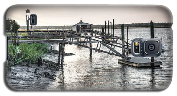 Docks Of The Bull River Galaxy S5 Case