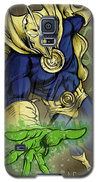 Doctor Fate Galaxy S5 Case