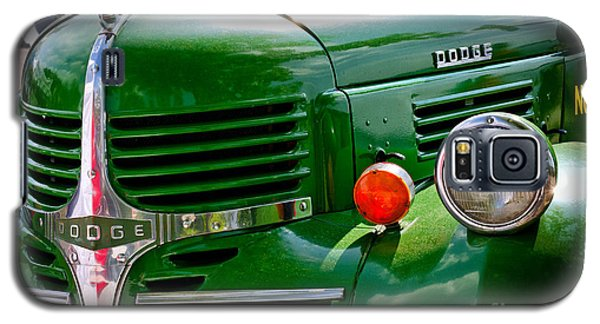 Dodge Truck Galaxy S5 Case by Les Palenik