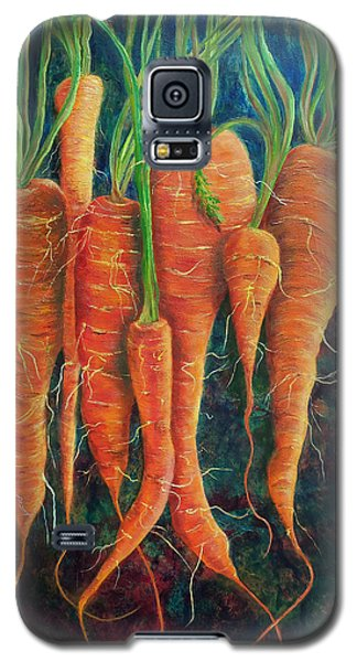 Galaxy S5 Case featuring the painting Does Size Matter? by Susan DeLain