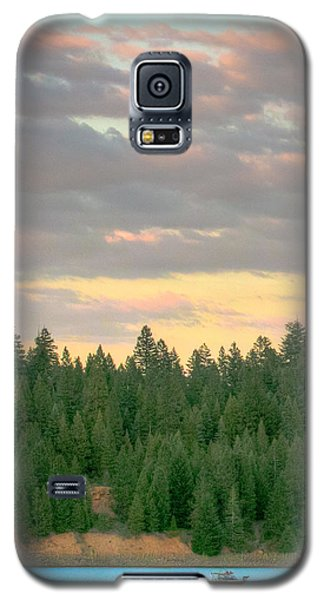 Dog Captain Galaxy S5 Case