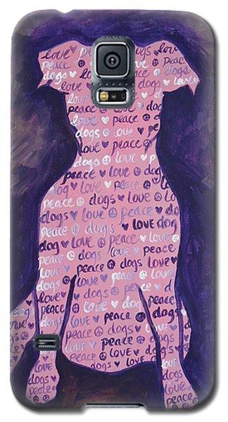 Dog Day Galaxy S5 Case