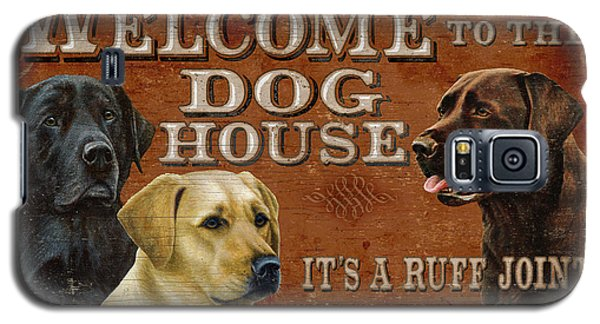 Dog House Galaxy S5 Case by JQ Licensing