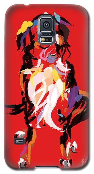 Dog Iggy Galaxy S5 Case