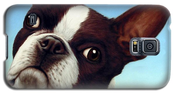 Dog-nature 4 Galaxy S5 Case