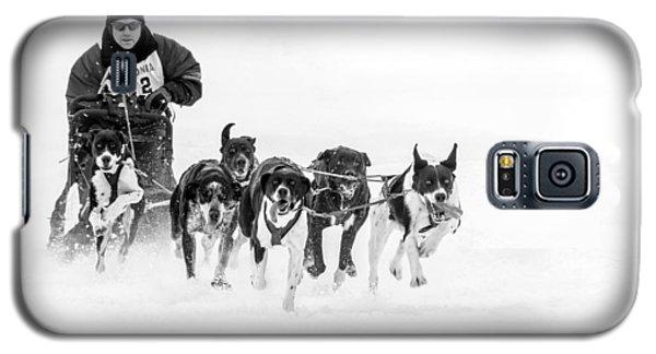 Dog Sled Team Galaxy S5 Case