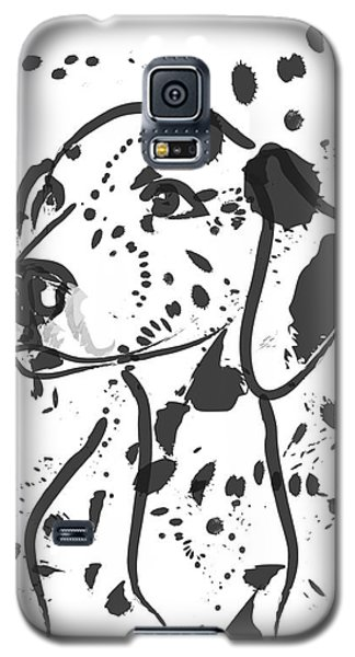 Dog Spot Galaxy S5 Case by Go Van Kampen