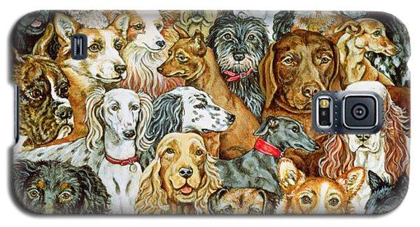Dog Spread Galaxy S5 Case