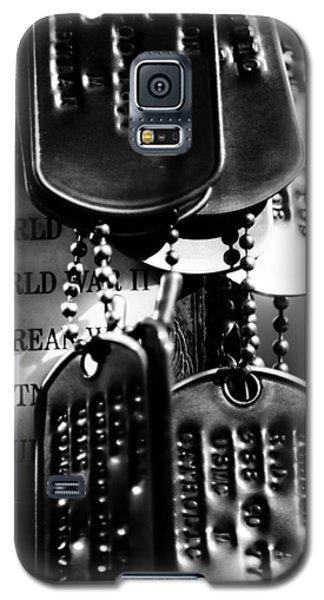 Dog Tags From War Galaxy S5 Case