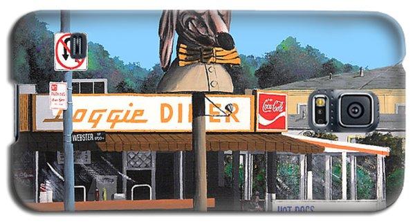 Doggie Diner 1986 Galaxy S5 Case