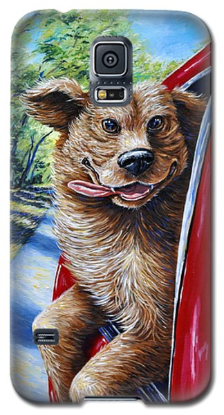 Dog...gone Happy Galaxy S5 Case