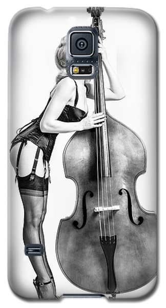 Doghouse With Mosh - String Bass Baby   Galaxy S5 Case
