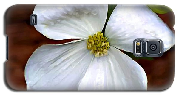 Dogwood Blossom Yosemite Galaxy S5 Case