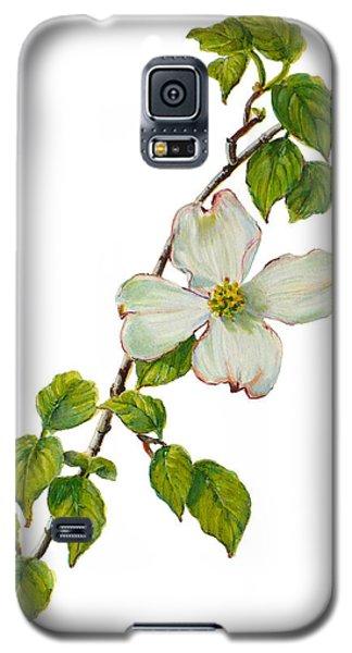 Dogwood - Cornus Florida Galaxy S5 Case