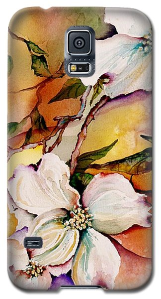 Dogwood In Spring Colors Galaxy S5 Case