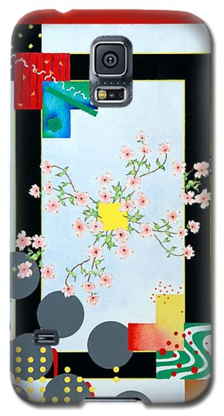 Dogwood Galaxy S5 Case by Thomas Gronowski