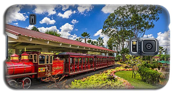 Dole Plantation Train 3 To 1 Aspect Ratio Galaxy S5 Case