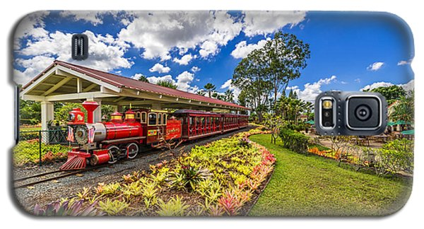 Dole Plantation Train Galaxy S5 Case