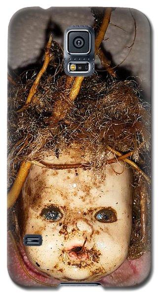 Doll Head Galaxy S5 Case