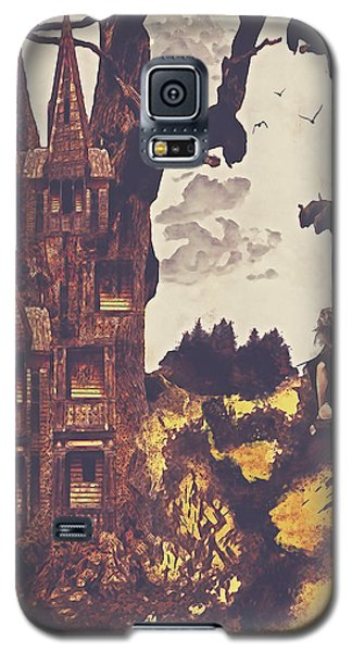 Dollhouse Forest Fantasy Galaxy S5 Case