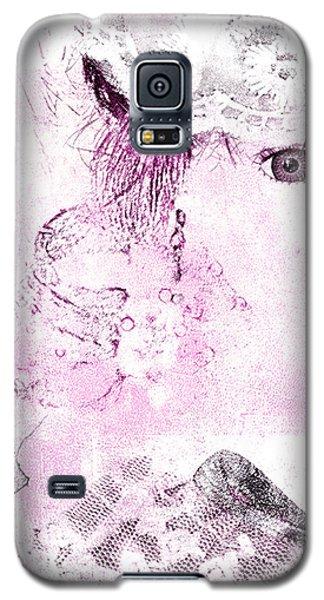 Galaxy S5 Case featuring the digital art Dolly by Davina Washington