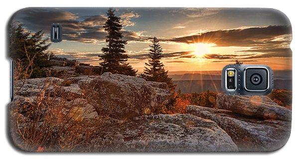 Dolly Sods Morning Galaxy S5 Case by Jaki Miller