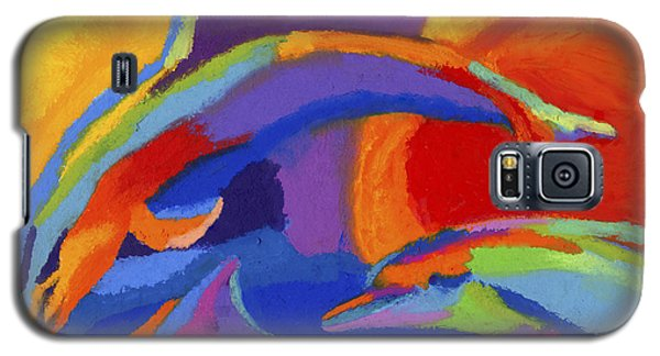 Dolphin Dance Galaxy S5 Case