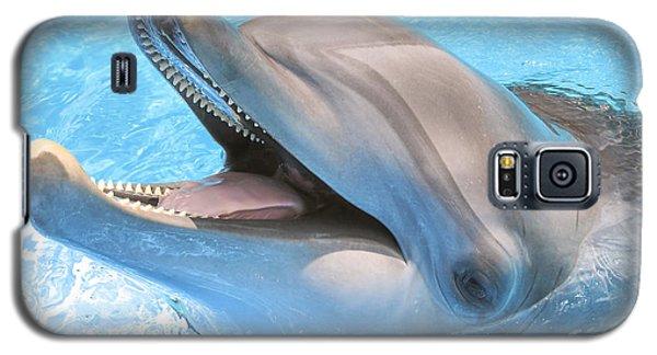 Joyous Smile Galaxy S5 Case
