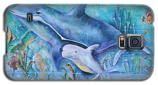 Dolphins Galaxy S5 Case