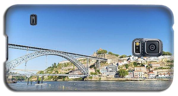 Dom Luis Bridge Porto Portugal Galaxy S5 Case