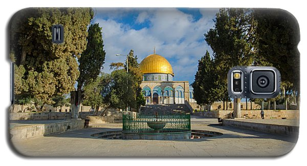 Dome Of The Rock Galaxy S5 Case