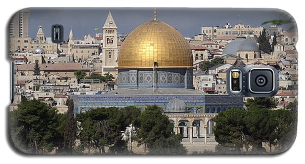 Dome On The Rock  Galaxy S5 Case