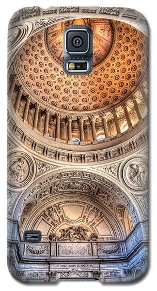 Domed Ornate Interior Galaxy S5 Case
