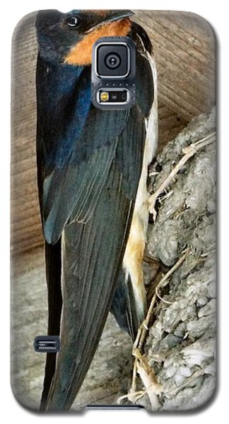 Domicile Galaxy S5 Case by Audrey Van Tassell