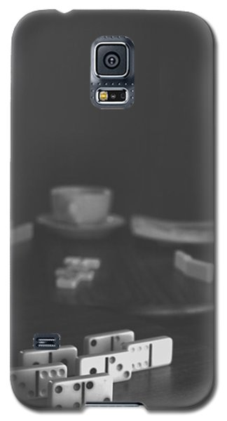Dominoes Coffee Break II Galaxy S5 Case