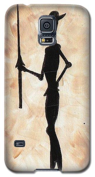 Don Quijote Galaxy S5 Case by Edwin Alverio
