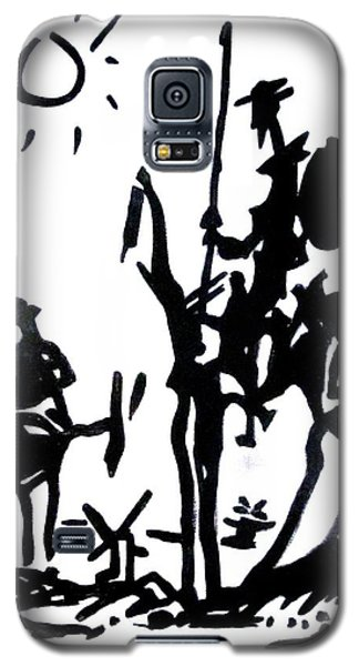 Don Quixote Galaxy S5 Case
