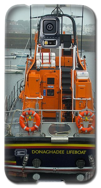 Donaghadee Rescue Lifeboat Galaxy S5 Case by Brenda Brown