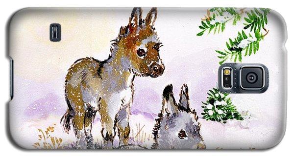 Donkeys Galaxy S5 Case by Diane Matthes