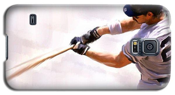 Donnie Ballgame Don Mattingly  Galaxy S5 Case