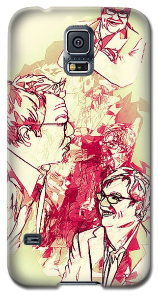 Galaxy S5 Case featuring the digital art Donnie by Matt Lindley