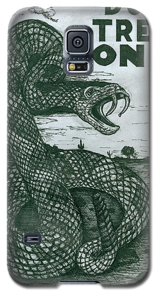 Don't Tread On Me Galaxy S5 Case